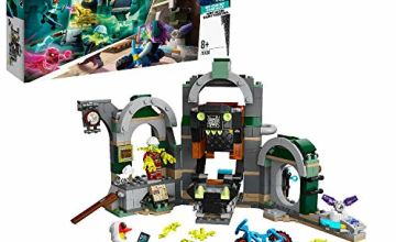 LEGO Hidden Side 70430 Newbury Subway Set, AR Games App,  Interactive Multiplayer Augmented Reality Playset for iPhone/Android