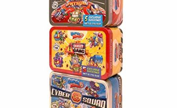 SUPERTHINGS RIVALS OF KABOOM - The complete Container Pack