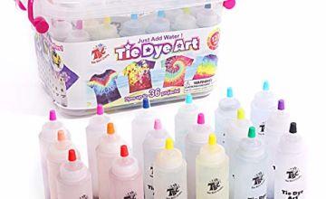 TBC The Best Crafts Tie-Dye Art Kit