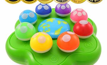 BEST LEARNING Interactive Educational Light-Up Toddler Toy