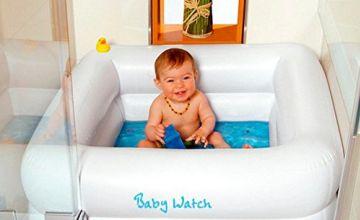 Happy People 18122 Wehncke Babywatch Pool, 85 X 85 X 33 cm, Multi-Color