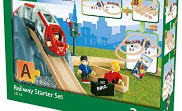 BRIO World - Railway Starter Set A