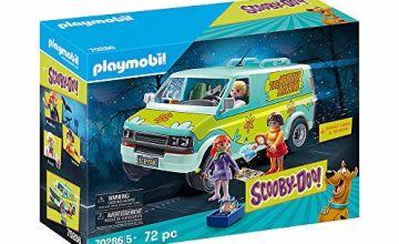 20% off Playmobil SCOOBY-DOO! Mystery Machine Toy
