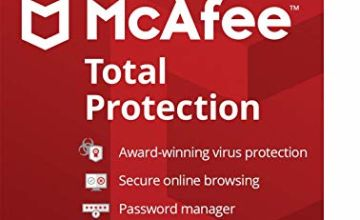 25% off McAfee Total Protection