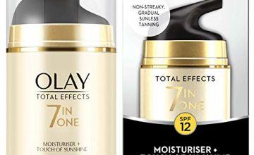 Olay Total Effects Anti-Ageing Moisturiser, 50ml