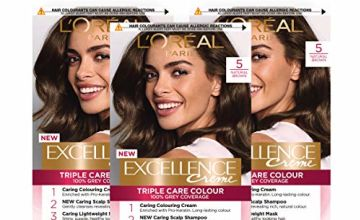 30% off L'Oreal Paris Excellence Hair Dye