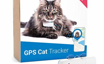 Save on Tractive GPS collar for Cats, Tracker with unlimited Range, Activity Monitor, Waterproof (newest model) and more