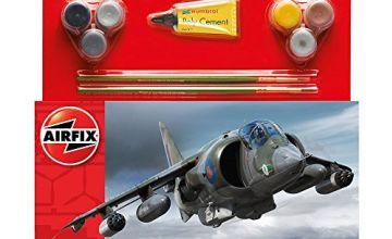 Airfix A55205 1:72 Hawker Harrier GR1 Starter Aircraft Model Set
