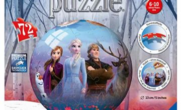Up to 35% off Ravensburger Disney Puzzles and More