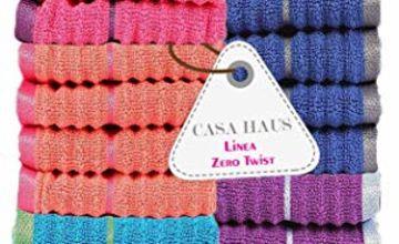 20% off Casa Haus Egyptian Cotton Towel Sets