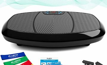 Bluefin Fitness Dual Motor 3D Power Vibration Plate