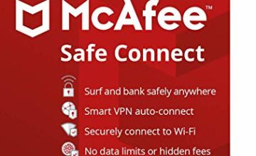 50% off McAfee VPN Software (Download)