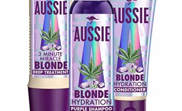 35% off Aussie Blonde Purple Shampoo