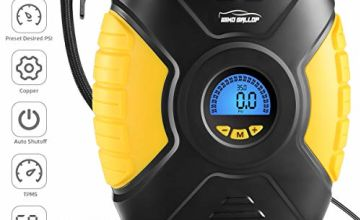 WindGallop Digital Car Tyre Inflator