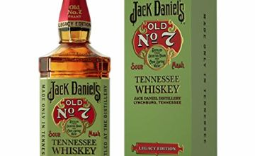 Jack Daniel's Legacy Edition Old No 7 Tennessee Whiskey, 70 cl