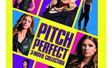 Save on Pitch Perfect 3-Movie Collection [Blu-ray] [2018] [Region Free] and more