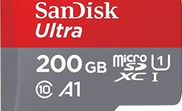 Up to 15% off SanDisk Memory & Storage