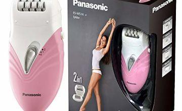 Panasonic ES-WS14 Compact Epilator for Women