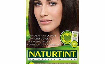 Naturtint 3N Dark Chestnut Brown Hair Color (Packaging May Vary)