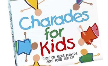 Paul Lamond Games 5012822058300 Charades For Kids Game