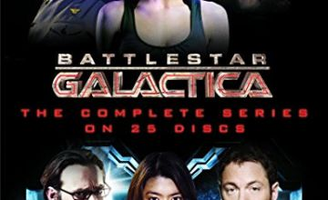 Save on Battlestar Galactica: The Complete Series [DVD] [2004] and more