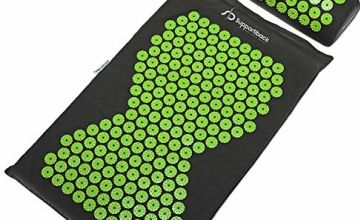 Supportiback Wellness Therapy Acupressure Mat Set