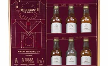 Save on Chivas Regal Whisky Blending Kit