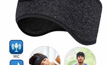 WU-MINGLU Bluetooth Headband Sleep Headphones