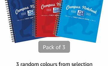 Up to 15% off Oxford Notebooks and Elba Filing