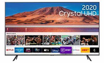 Up to 20% off Samsung 4K TVs [Amazon Exclusive]