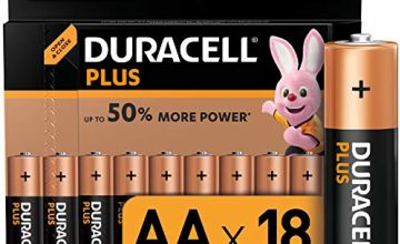 Up to 36% off Duracell batteries