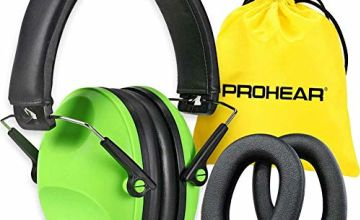PROHEAR 032P Kids Ear Defenders Autism with 2 Ear Pads,2-Pac