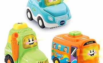 Toot-Toot Drivers 3 Car Pack Everyday Vehicles