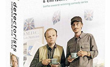 Detectorists - Series 1-3 + '15 Xmas Special Box Set [DVD]
