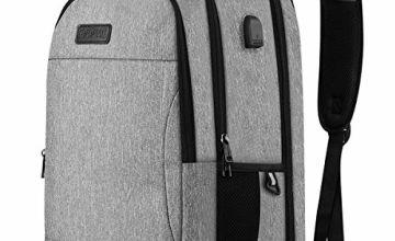 Laptop Backpack, Business Laptop Bag Waterproof Travel Rucks