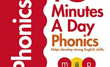 Save on 10 Minutes A Day Phonics Ages 3-5 Key Stage 1 (Made Easy Workbooks) and more
