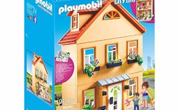 Playmobil 70014 City Life My Little Town House with Furniture
