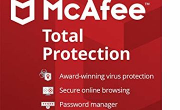 Up to 40% off McAfee Total Protection