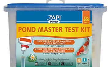 Save on API 500 Pond Master Test Kit for Pond Water and more