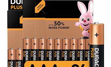 30% off Duracell batteries