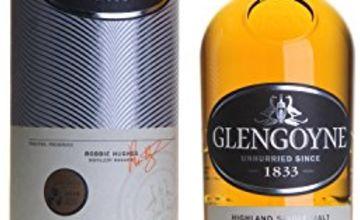 Glengoyne 12 Year Old Highland Single Malt Scotch Whisky, 70 cl