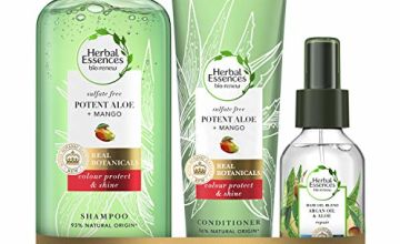 Up to 35% off Haircare Sets from Aussie, Pantene and Herbal Essences
