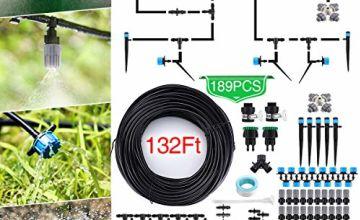 Jeteven Micro Drip Irrigation Kit