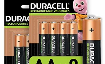 Up to 23% off Duracell batteries