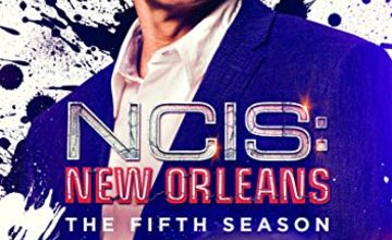 NCIS: New Orleans: The Fifth Season [DVD] [2019]