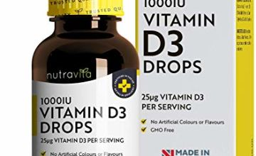 Vitamin D3 Drops 60ml
