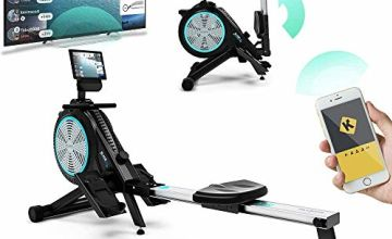 Bluefin Fitness Blade Air Rowing Machine