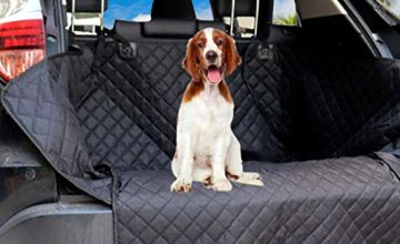 VNEED Car Boot Cover for Dogs Car Boot Liner Protector Water