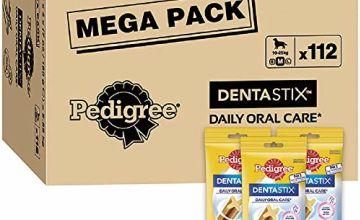 Up to 32% off Pedigree, Greenies & Crave dog food and dental treats