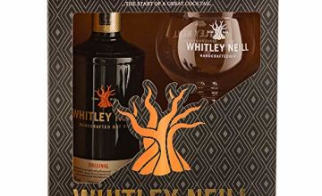 Over 20% off Whitley Neill Gin Gift Pack 70 cl and more